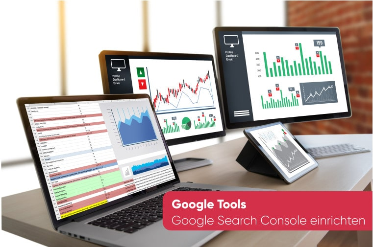Google Tools Search Console